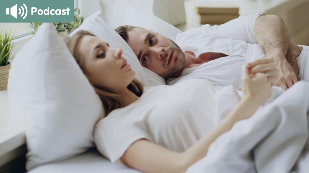 Det kreves kommunikasjon og arbeid for å bevare et parforhold. Illustrasjonsfoto: iStock