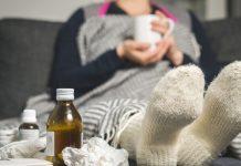 Lilja prøving og sykdom