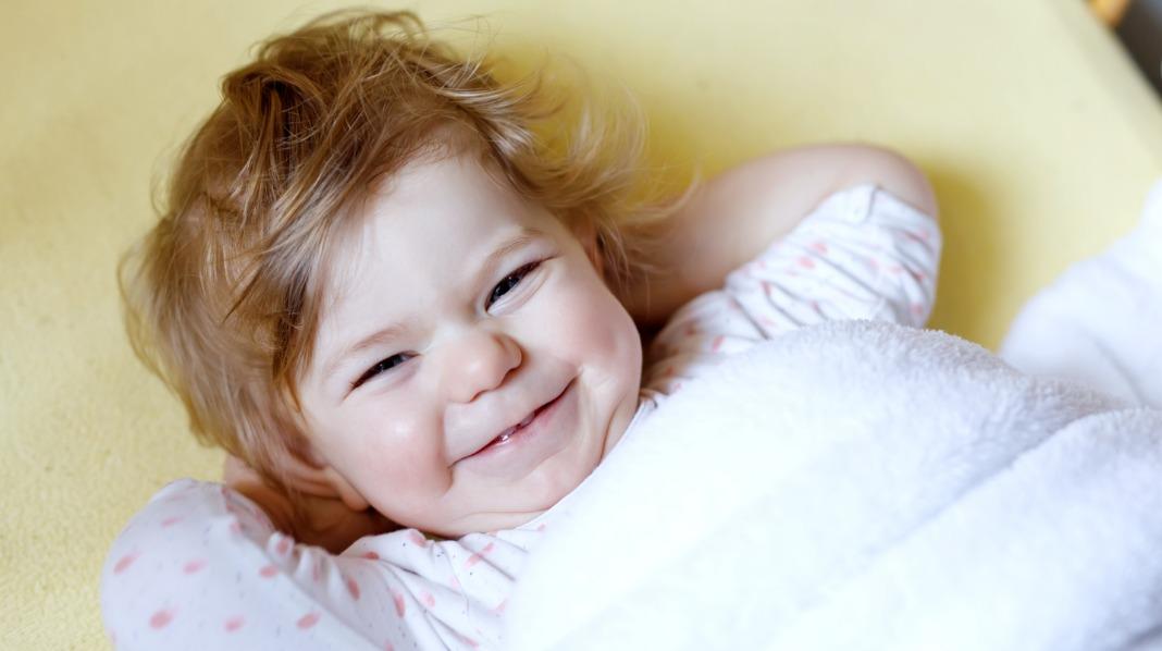 Vakker betydning for vakkert barn? Thale betyr altså edel skjønnhet. Illustrasjonsfoto: iStock