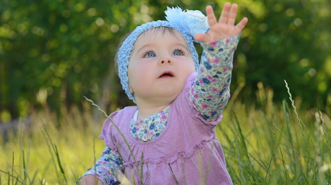 Maiken må jo passe godt for en liten, sterk og elsket baby? Illustrasjonsfoto: iStock