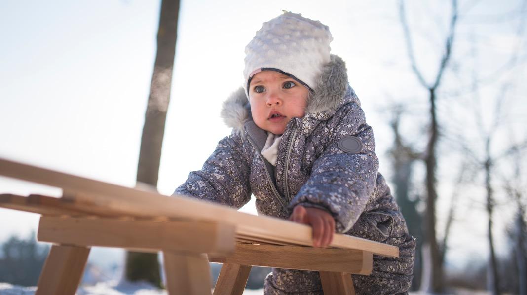 Er du på jakt etter et navn bare noen få barn i Norge får hvert år? Da kan Eirill være en sterk kandidat. Illustrasjonsfoto: iStock