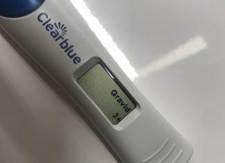 Gravid 5 uker graviditetstest