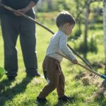 gardening-with-grandpa-picture-id668067724