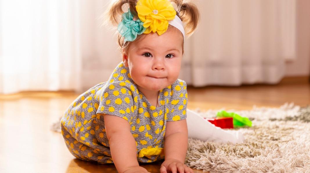 Ønsker du et gammelt norrønt navn til babyen din kan Edda være et godt valg. Illustrasjonsfoto: iStock