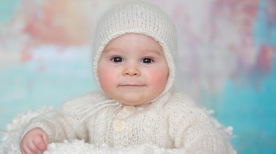Kirsti er et vanlig navn i Norge, men ganske sjeldent for nyfødte nå. Illustrasjonsfoto: iStock