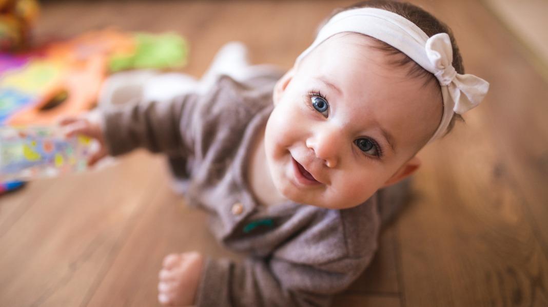 Cecilie er et vanlig navn i befolkningen, men ganske lite brukt til barn nå. Illustrasjonsfoto: iStock
