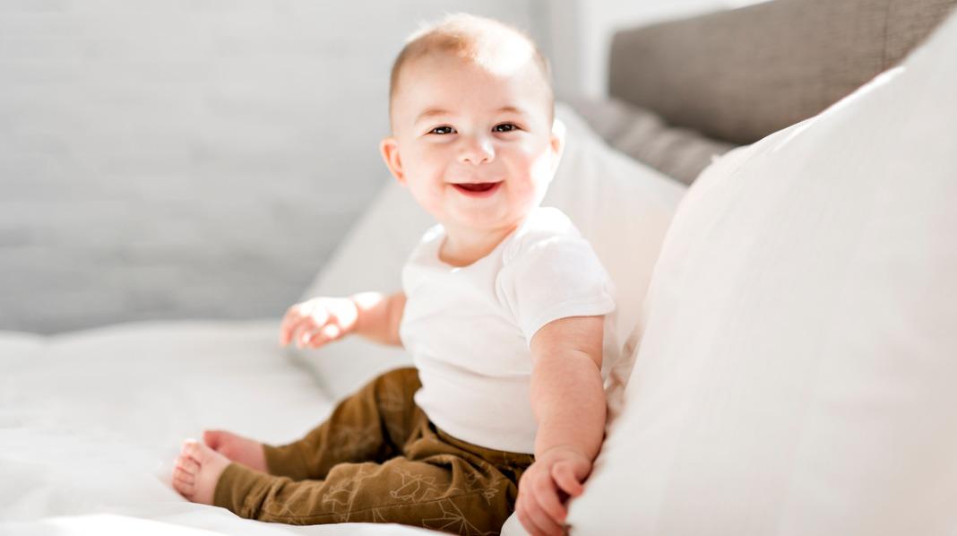 Milo betyr kjær og mild  en fin betydning til et lite barn. Illustrasjonsfoto: iStock
