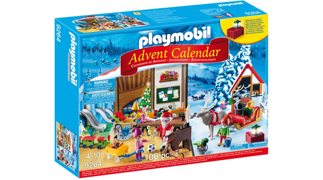 Playmobil – nissens verksted