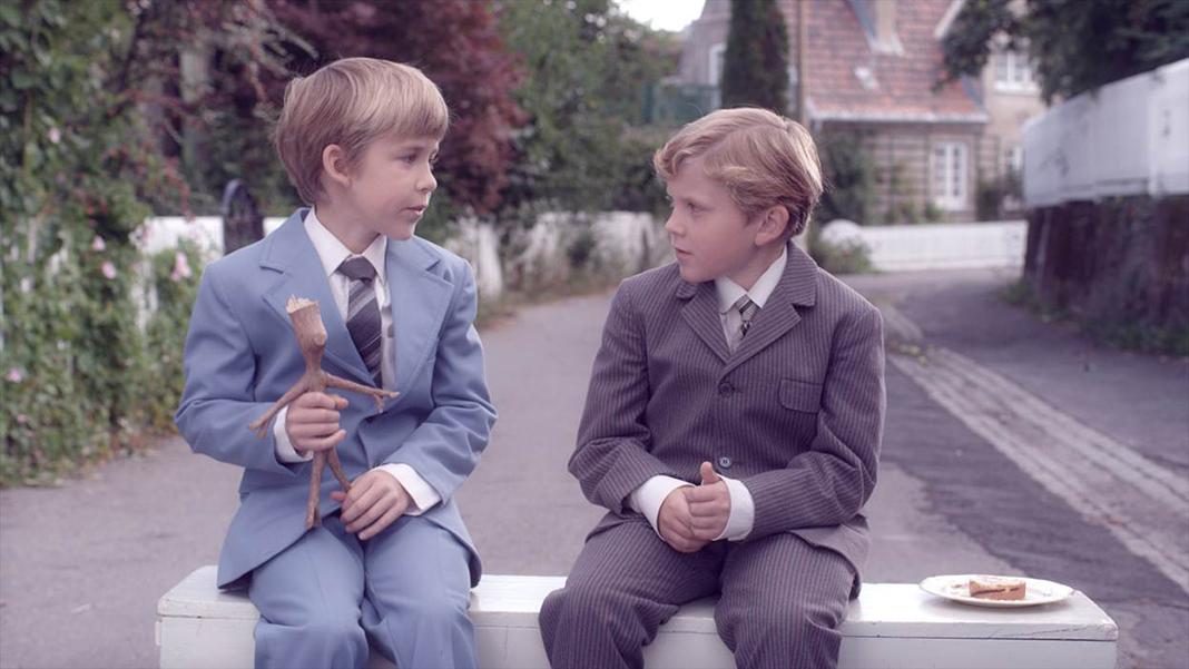 """Lillebror og Knerten i filmen """"Knerten i knipe"""". Foto: Trond Tønder/Paradox"""