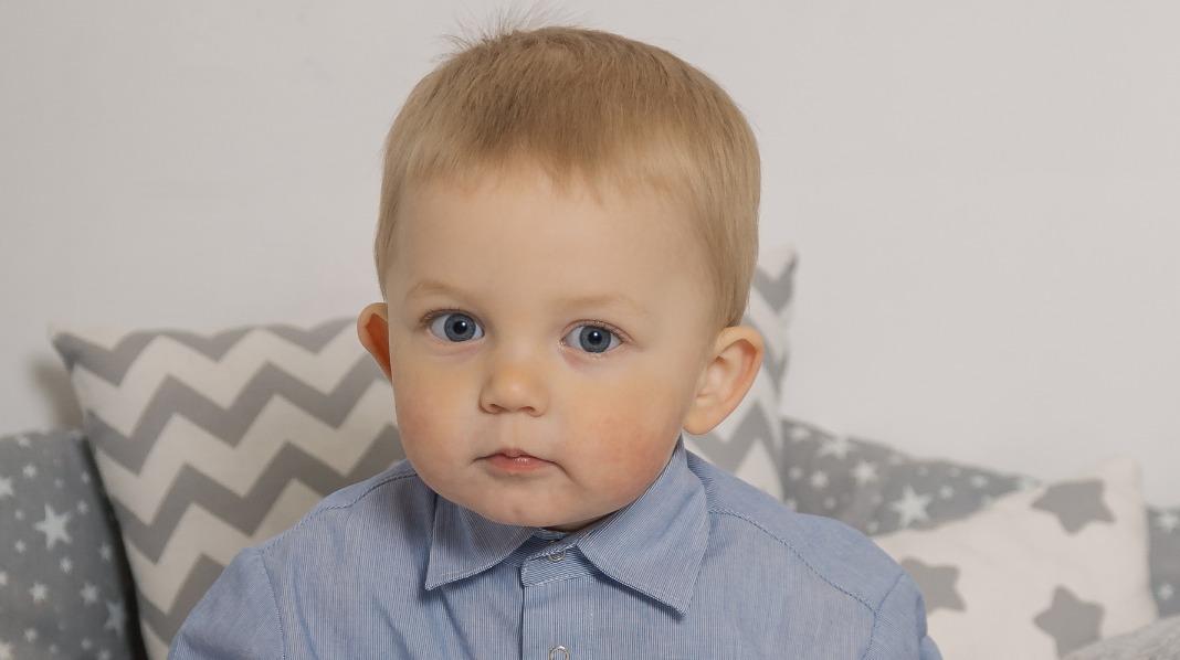 Navnet Kjønik betyr modig liten gutt. Et godt navn til en liten (kanskje prematur) gutt. Illustrasjonsfoto: iStock