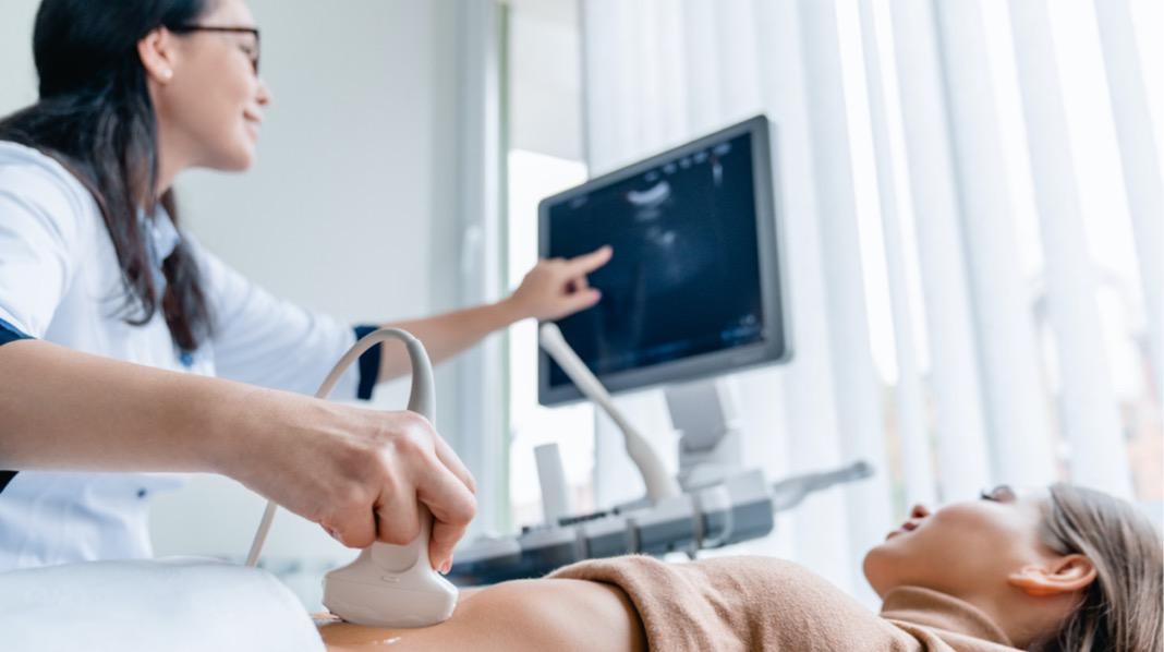 Tidlig ultralyd og NIPT