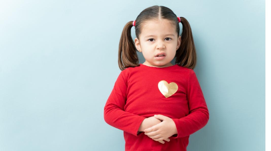 Mange med cøliaki plages med magen og kan rase ned i vekt. Illustrasjonsfoto: iStock