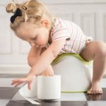 little-girl-on-potty-picture-id475874568