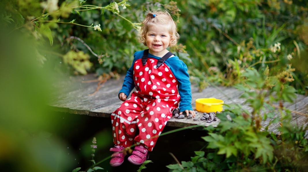 På jakt etter et sjeldent navn til barnet ditt? Hva med å velge Norill? Illustrasjonsfoto: iStock