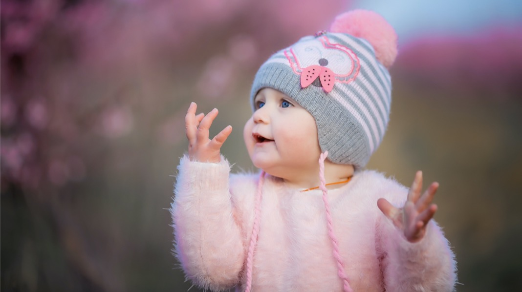 På jakt etter et gammelt nordisk navn til babyen din? Hva med å velge Ulvhild? Illustrasjonsfoto: iStock