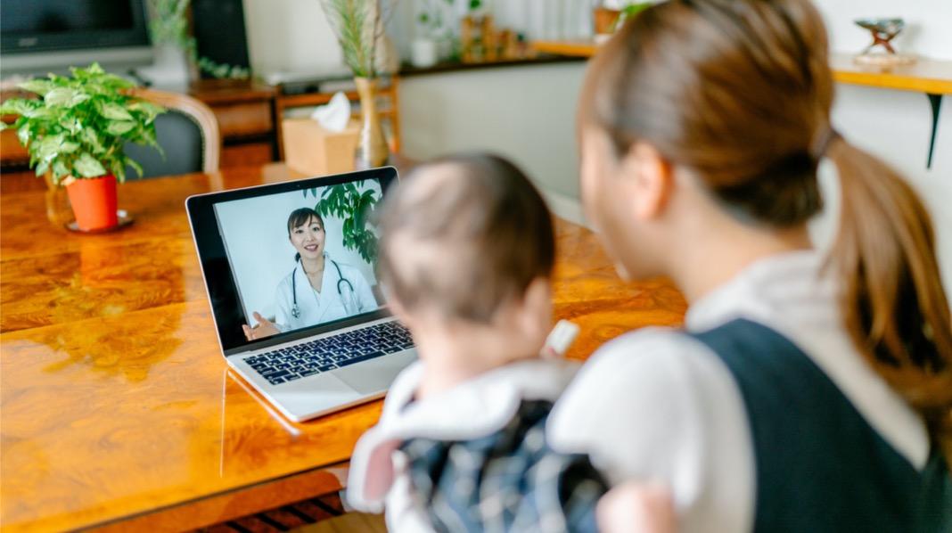 Korona helsekonsultasjon digitalt