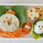 easter-chick-lunch-box-fun-food-art-for-kids-picture-id644184828