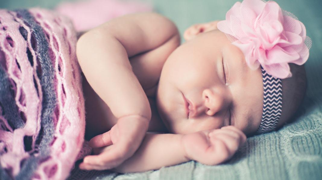 På jakt etter et sjeldent navn til babyen din? Hva med å velge Olevine? Illustrasjonsfoto: iStock