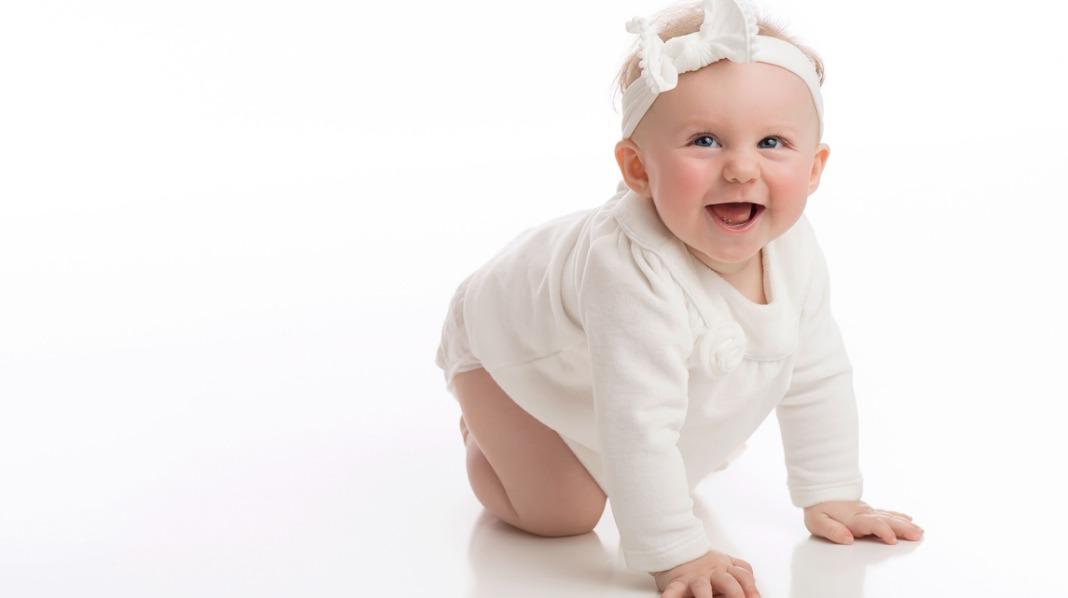 Et vakkert navn til et elsket vårbarn? Illustrasjonsfoto: iStock