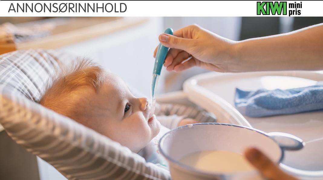 Så enkelt lager du hjemmelaget babygrøt