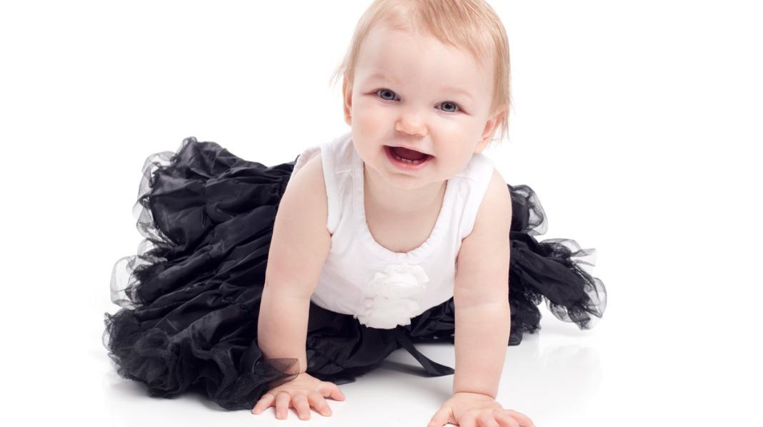 Hva med å kalle opp babyen etter en Christine i slekten ved å velge Christelle som i praksis betyr lille Christine? Illustrasjonsfoto: iStock