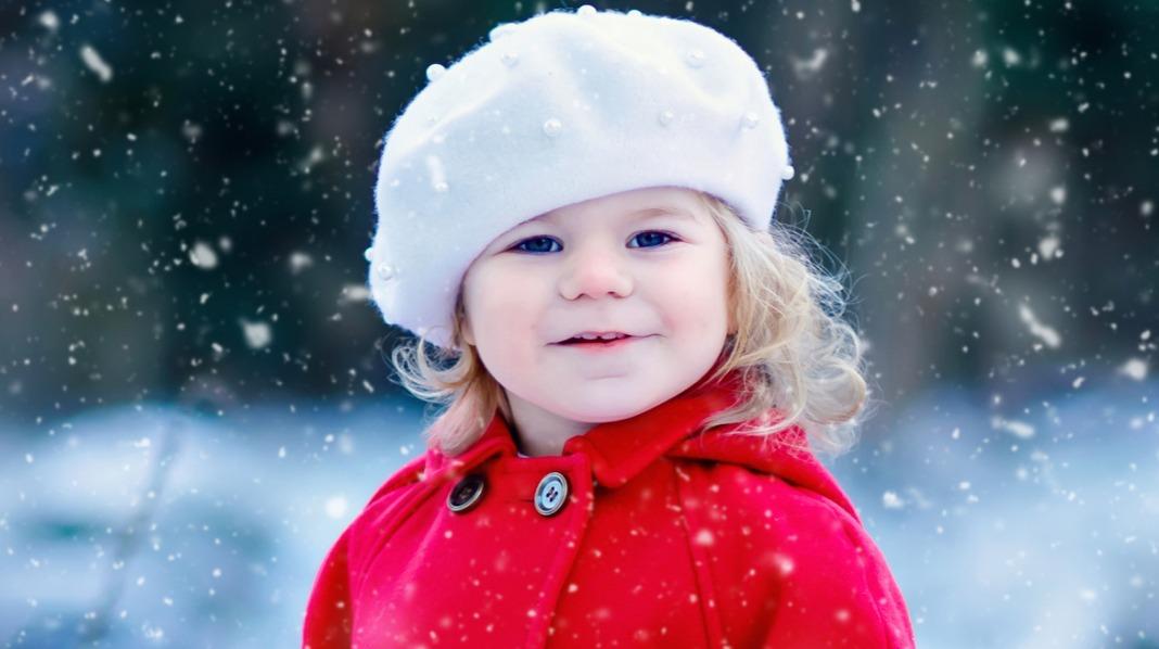 Det var noen barn som fikk navnet Celin i Norge i 2020. Illustrasjonsfoto: iStock