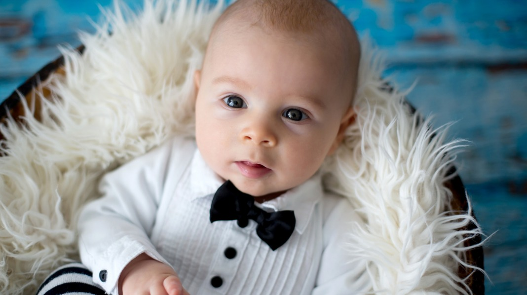 Navnet Eberhard har tradisjon for bruk i Norge og kan godt gis til barn nå. Illustrasjonsfoto: iStock