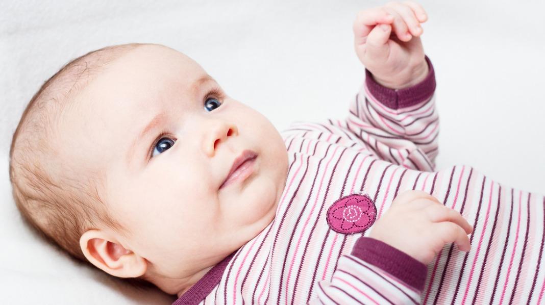 Navnet Aubriella er en del i bruk til barn i USA nå, men er lite eller ikke i bruk i Norge. Illustrasjonsfoto: iStock